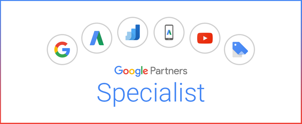 WebFuel is a Google Partner Specialist